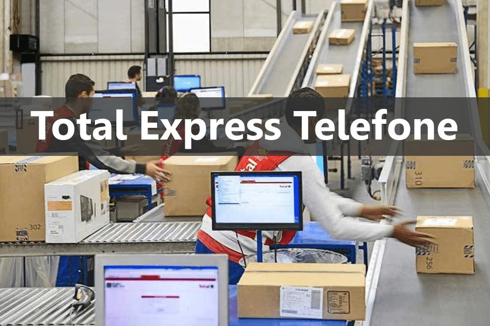 total expressa telefone
